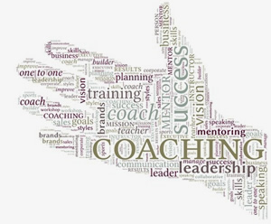 coaching as a helping hand for the business
